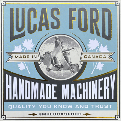 Lucas Ford Coil Machines